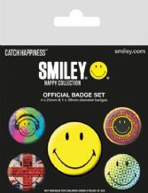 Smiley Badge Pack